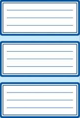 HERMA étiquettes pour livre, 76 x 35 mm, conception de marge