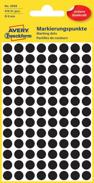 avery zweckform pastilles de couleurs diam tre 12 mm vert achat vente avery zweckform 7203143. Black Bedroom Furniture Sets. Home Design Ideas
