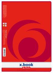 Bloc-notes A4 - 100 feuilles - Petits carreaux