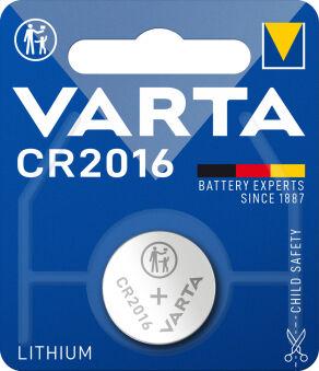 VARTA Pile bouton au lithium 'Professional Electronics'