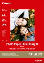 Canon papier pour photo brillant plus II, 260 g/m2