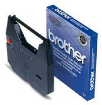 brother ruban pour brother, groupe 153, nylon, noir
