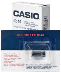 Ruban encreur pour calculatrice imprimante CASIO