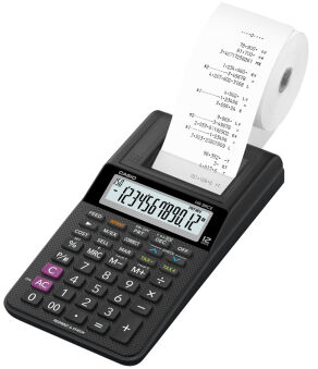 Ruban encreur pour calculatrice imprimante CASIO