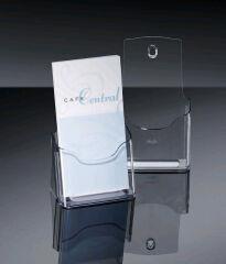 sigel Présentoir brochures de table, acrylique, A5, avec 1