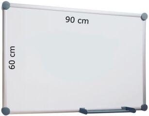 Tableau Blanc 2000 Emaillé Magnétique 90 cm x 60 cm -  Maul