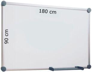 Tableau Blanc Laqué Magnétique 180 cm x 90 cm - MAUL