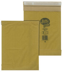 MAILmedia Pochettes matelassées en papier Jiffy sans fenêtre