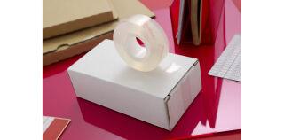 Scotch Ruban adhésif Crystal Clear 600, 19 mm x 33 m, carton