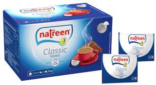 natreen Tablettes d'aspartame, en carton