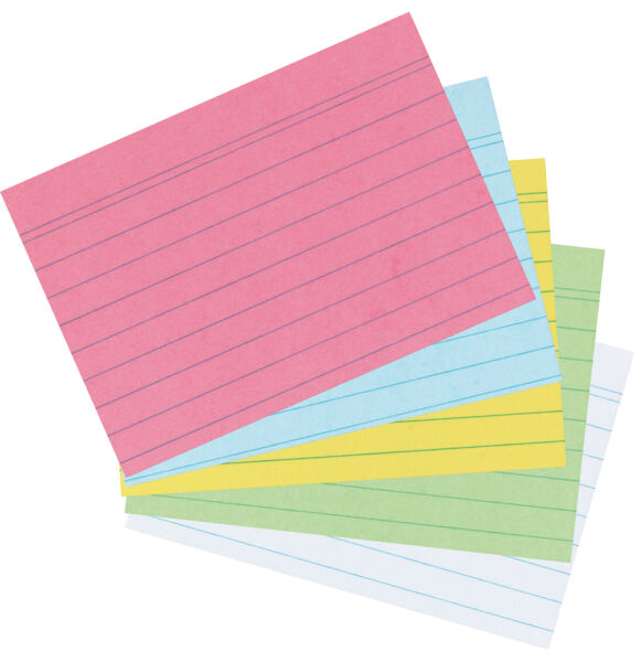 Herlitz fiches bristol format a5 uni blanc achat for Papeterie buro plus