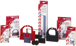 RADEX ruban pour FUJITSU DL 3700/DL 3800, nylon, noir