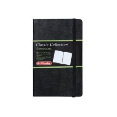 """Carnet de notes """"Classic"""" A6 192 pages blanches - Herlitz"""