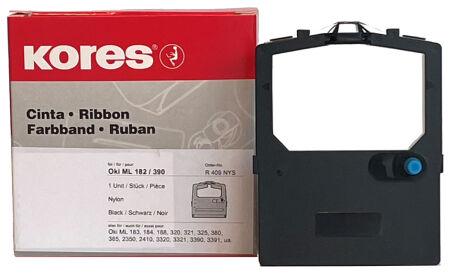 RADEX ruban pour OKI ML 182/390, nylon, noir