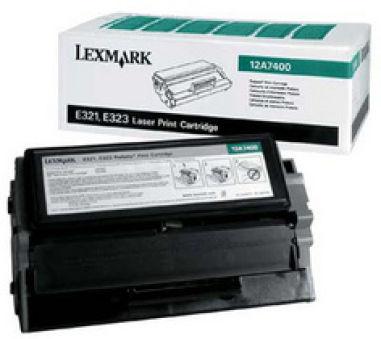 LEXMARK Toner rechargé pour LEXMARK X340/X342N, noir