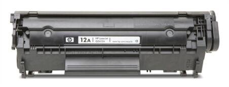 hp Toner pour hp LaserJet 1010/1012/1015/3020, noir