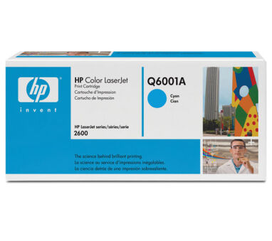 hp Toner pour hp Color LaserJet 2600/2600N, cyan