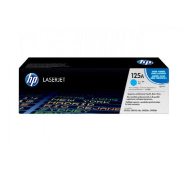 hp Toner pour hp Color LaserJet CP1215, cyan