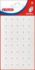 herlitz Oeillets de renforcement 13 mm, blanc