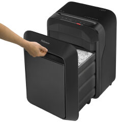 Fellowes Destructeur de documents Powershred LX 211, noir