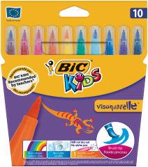 Étui de 10 feutres Visaquarelle KIDS - BIC