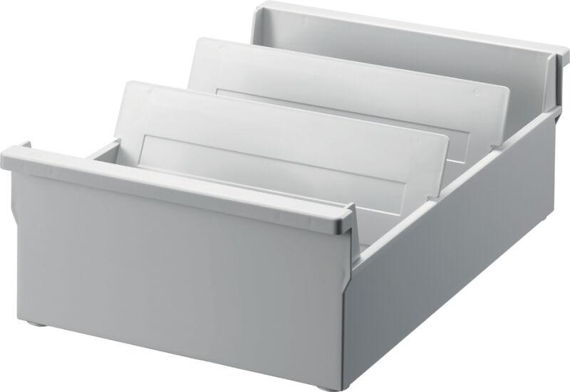 helit bac fiches a6 l 39 italienne gris lumi re non achat vente helit 5161182. Black Bedroom Furniture Sets. Home Design Ideas