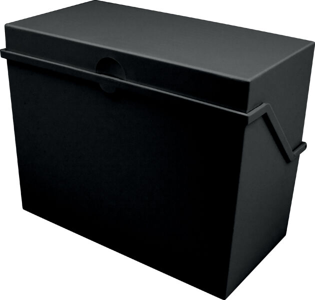 helit petite bo te fiches a5 l 39 italienne gris lumi re achat vente helit 5161202. Black Bedroom Furniture Sets. Home Design Ideas