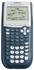 TEXAS INSTRUMENTS Calculatrice graphique TI-84 Plus