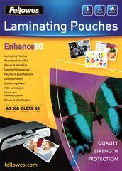 Pochettes de plastification A3 80 microns (x100)
