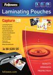 Pochettes de plastification A4 125 microns (x100)