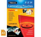 Pochettes de plastification A3 125 microns (x100)