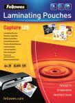 Pochettes de plastification A4 125 microns (x25)