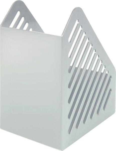 Helit porte revue design grille format a5 polystyr ne for Porte revue design