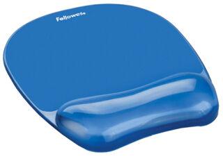 Fellowes repose poignet avec tapis de souris crystal gel achat vente fellowes 5391441 - Nettoyer un tapis de souris ...