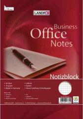 Bloc-notes A5 - 40 feuilles - Petits carreaux