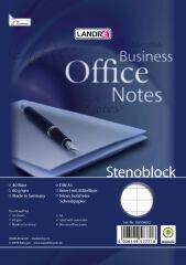 Bloc-notes sténo A5 - 40 feuilles - Ligné