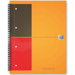 Bloc-Notes Filingbook A4 - 100 feuilles lignées - Oxford