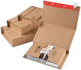 ColomPac Emballage d'expédition universel, pour formats A5