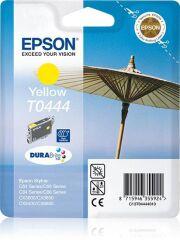 Encre d'origine DURABrite pour EPSON Stylus C64, jaune