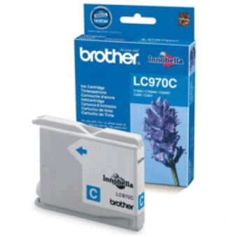 brother Encre pour brother DCP-135/MFC-235C, cyan