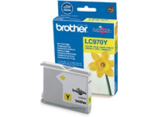 Encre originale pour brother DCP-135C/MFC-235C, jaune