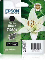 EPSON Cartouche jet EPSON Stylus Photo R2400, noir