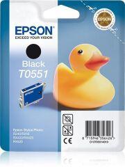 Cartouche jet d'encre origine EPSON Stylus Photo RX420, noir