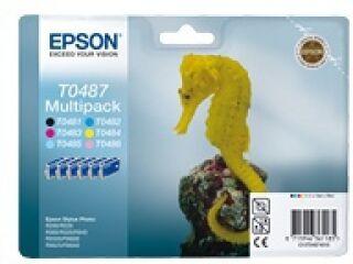 Original Pack multiple pour EPSON Stylus Photo R200/R300