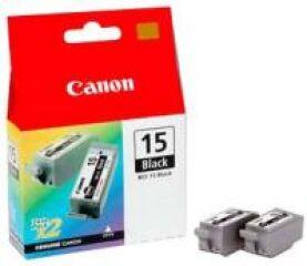Original Encre pour canon I70/I80, noir, contenu: 2 pièces