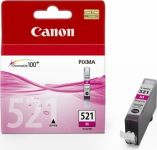 Original Encre pour canon PIXMA iP4600, CLI-521, magenta