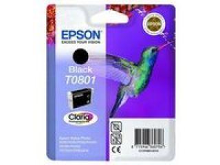 EPSON Encre originale Claria Photographic R265/R360, noir