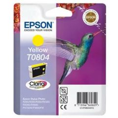EPSON Encre originale Claria Photographic R265/R360, jaune