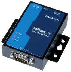 MOXA Serveur Serial Device, 1 port, RS-232/422/485