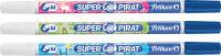 Pelikan Effaceur d'encre Super Pirat 850B, large, carte